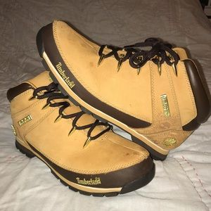 Timberland fashion ankle high boots men's size 11